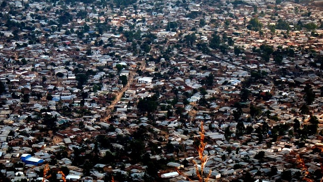 Ndirande. Blantyre, Malawi.